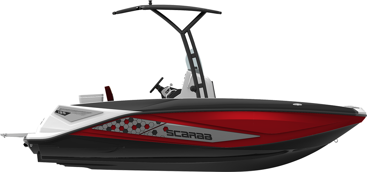 Scarab jet 195 open for Scarab 195 open fish