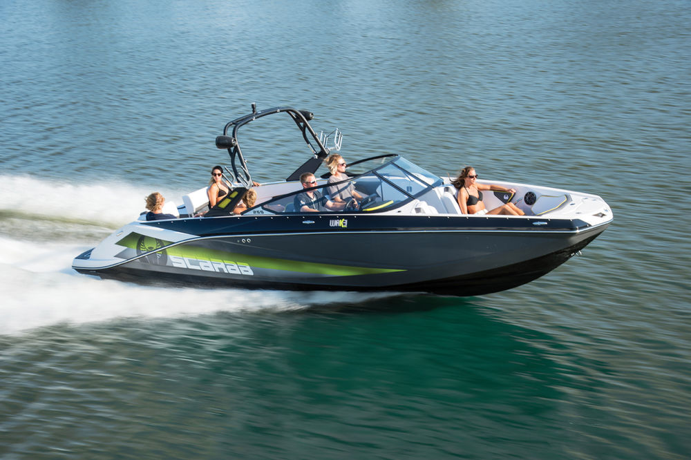 Scarab Jet Boats | News & Events